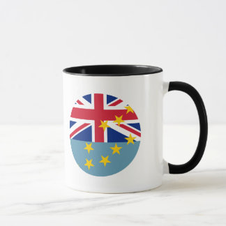 Tuvalu Flag Mug