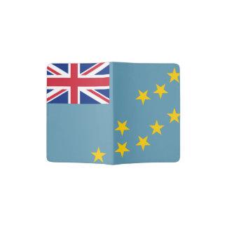 Tuvalu Flag Passport Holder