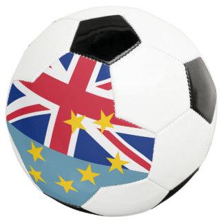 Tuvalu Flag Soccer Ball