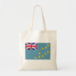 Tuvalu Flag Tote Bag
