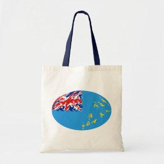 Tuvalu Gnarly Flag Bag