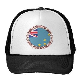 Tuvalu Greatest Team Trucker Hat