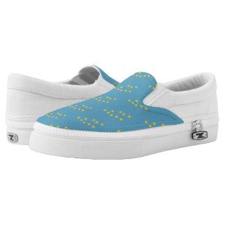 Tuvalu Slip-On Sneakers