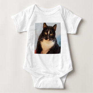 Tux Baby Bodysuit
