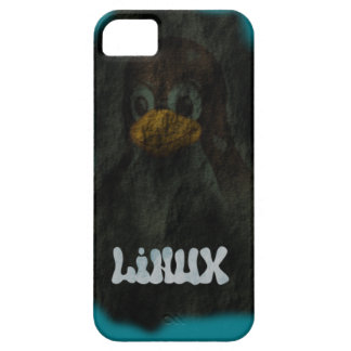 TUX Bronze Stone iPhone SE/5/5s Case