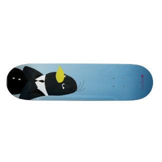 Tux (cs-3) custom skateboard