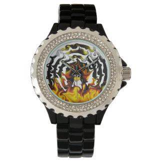 TUX Fire Target Watch