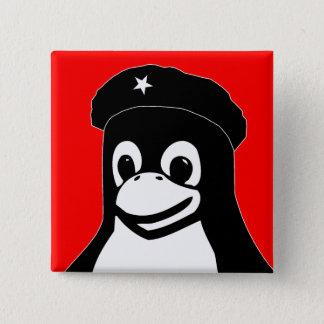 Tux Guevara - Customized Pinback Button