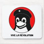 Tux Guevara, la Révolution de Vive Alfombrilla De Ratones