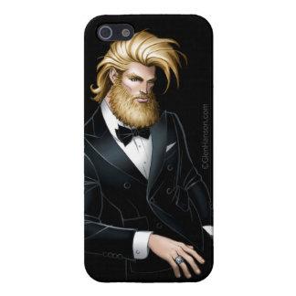 """""""Tux"""" iPhone Case by Glen Hanson"""