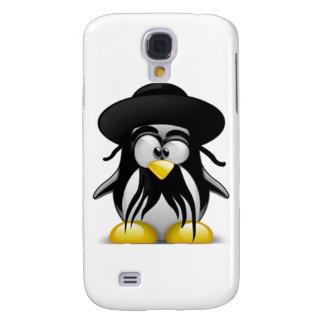 Tux judío (Linux Tux) Funda Para Samsung Galaxy S4
