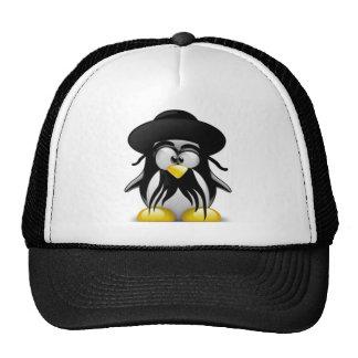 Tux judío (Linux Tux) Gorro