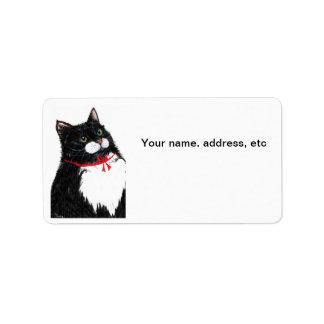 Tux Label