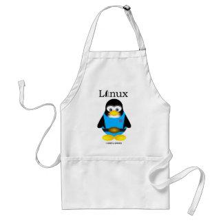 Tux (Linux) Delantal