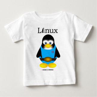 Tux (Linux) Infant T-shirt