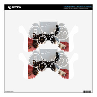 Tux PS3 Controller Decal
