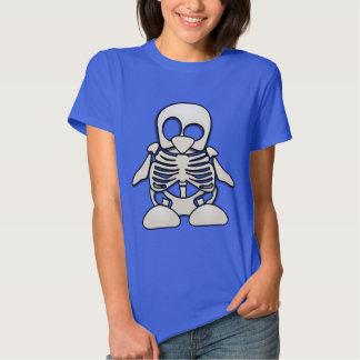 Tux Skeleton Tee Shirt
