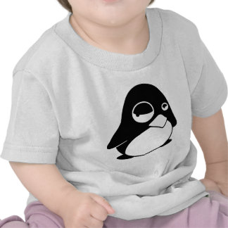 Tux the Pengiun T Shirt