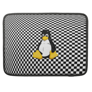 TUX to Infinity Sleeve For MacBook Pro