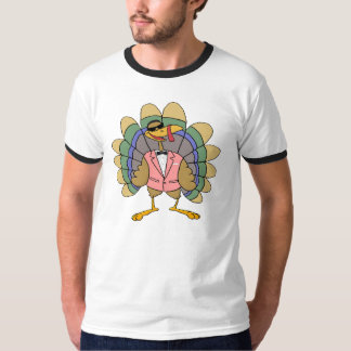 Tux Turkey T-Shirt
