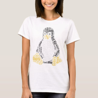 Tux Typo T-Shirt