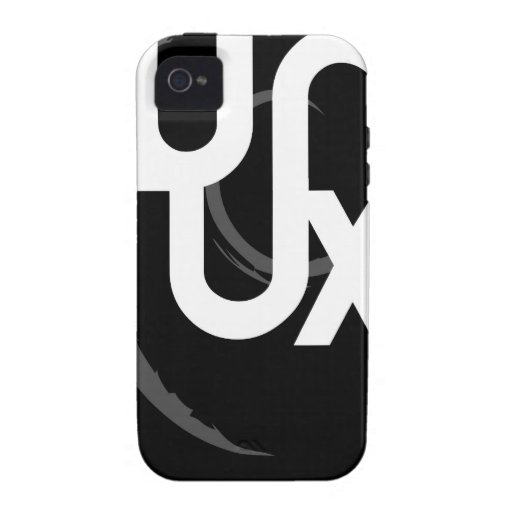 Tux unido iPhone 4/4S carcasas