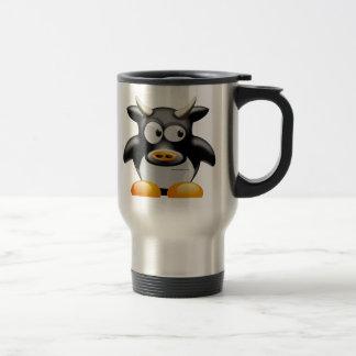 Tux-Vache Mugs