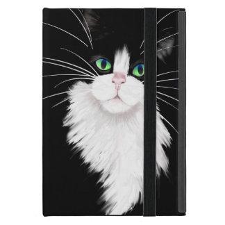 TUXEDO and Paws Covers For iPad Mini