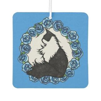 Tuxedo Cat Air Freshener