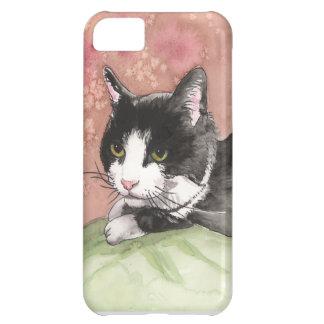 Tuxedo Cat Case For iPhone 5C