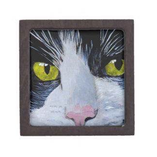 Tuxedo Cat Gift Box