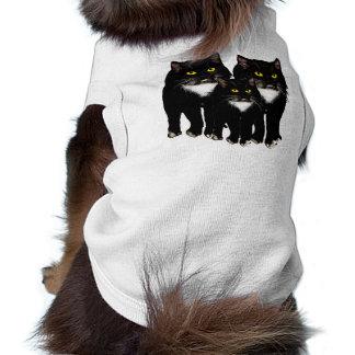 Tuxedo Cat gifts & greetings Tee