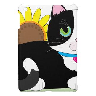 Tuxedo Cat iPad Mini Case
