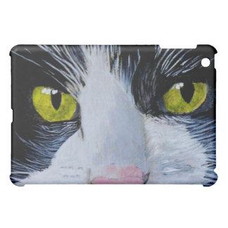 Tuxedo Cat iPad Mini Cases