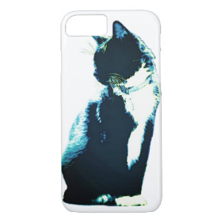 Tuxedo Cat iPhone 8/7 Case