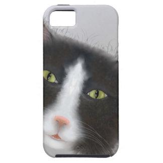 Tuxedo Cat iPhone SE/5/5s Case