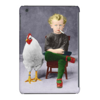 Tuxedo Child - Recolored iPad Mini Case