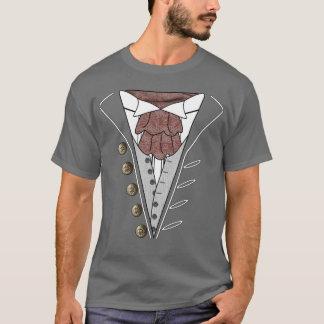 Tuxedo Cravat Diplomat T-Shirt Grey