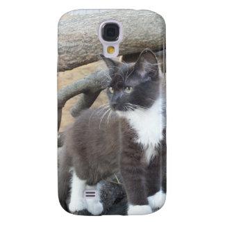 Tuxedo Kitten Samsung Galaxy S4 Cover