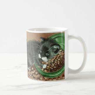 Tuxedo Kittens Coffee Mug