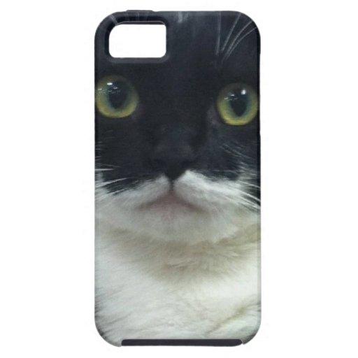 Tuxedo Kitty iPhone 5 Case