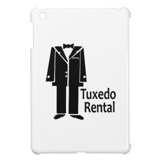 TUXEDO RENTAL iPad MINI CASES