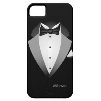 Tuxedo Suit iPhone SE/5/5s Case