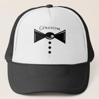 Tuxedo T-shirt Trucker Hat