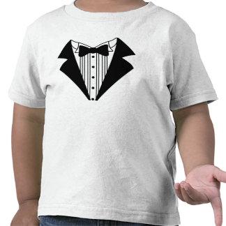 Tuxedo Toddler T-shirt
