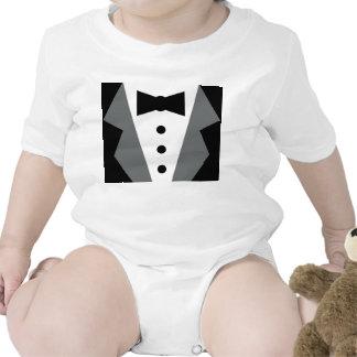 Tuxedo Baby Bodysuits