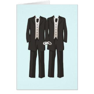Tuxedos Card