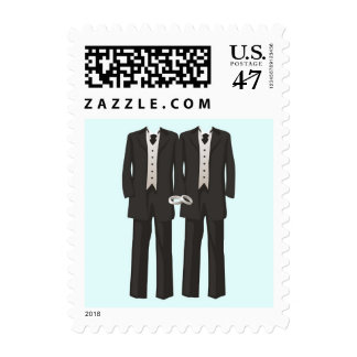 Tuxedos Postage