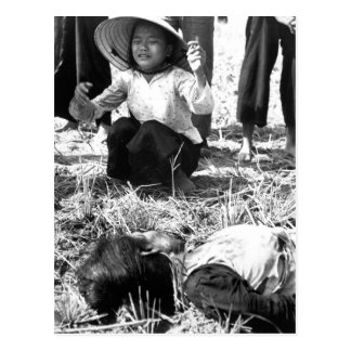 Tuy Hoa:  Fifteen civilians were killed in the exp Postcard