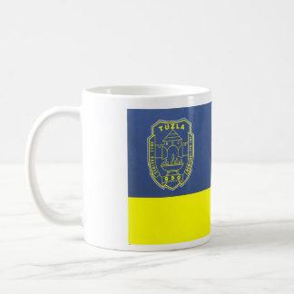 Tuzla Flag Coffee Mug